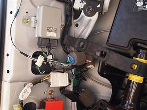 100 Series Fuel Pump Relay Location