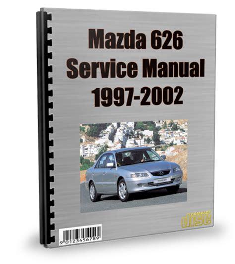 car service manuals pdf 1997 mazda b series instrument cluster mazda 626 1997 2002 service repair manual download tradebit