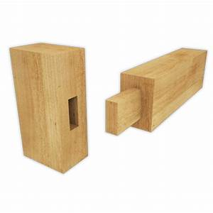 woodworking joints without nails