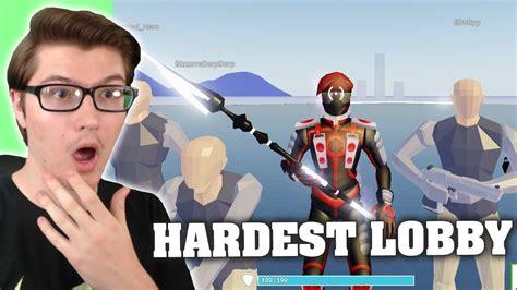 hardest lobby  strucid roblox fortnite youtube