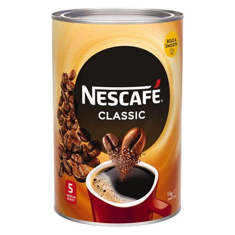 Today we will talk all about nescafe black coffee for weight loss. Nescafe Coffee Classic Tin 1kg | Warehouse Stationery, NZ