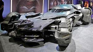 New take on Batmobile unveiled ahead of 'Batman vs ...