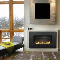 modern gas fireplaces Decoration : Modern Gas Fireplaces Ventless ~ Interior Decoration and Home Design Blog