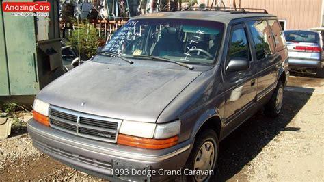 1993 Dodge Caravan by 1993 Dodge Grand Caravan