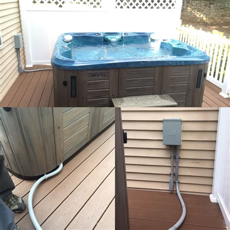 Hot Tub Wiring Why Electrician Needed For