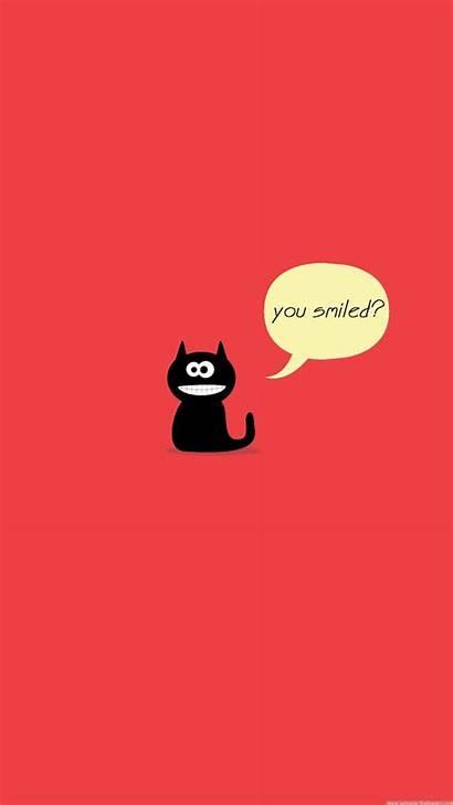 Funny Wallpapers Mood Cartoon Cat Inside Drawing