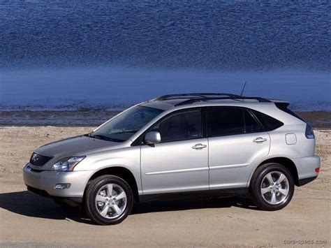 2004 Lexus Rx 330 Suv Specifications, Pictures, Prices