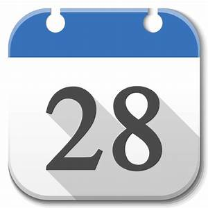 Apps Google Calendar B Icon | Flatwoken Iconset | alecive