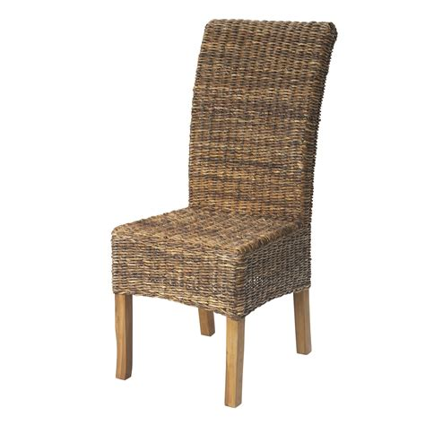 Chaise Abaca by Chaise En Abaca Naturel Naturel Samourai Chaises