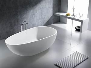 Freistehende Badewanne Mineralguss : freistehende badewanne mineralguss acryl nostalgie ~ Michelbontemps.com Haus und Dekorationen