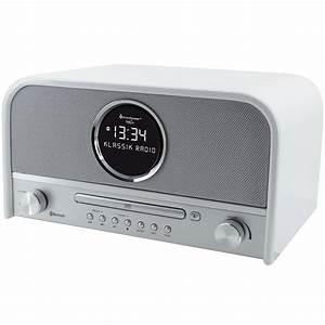 Radio Mit Cd Spieler : soundmaster nr850 nostalgie stereo dab ~ Jslefanu.com Haus und Dekorationen