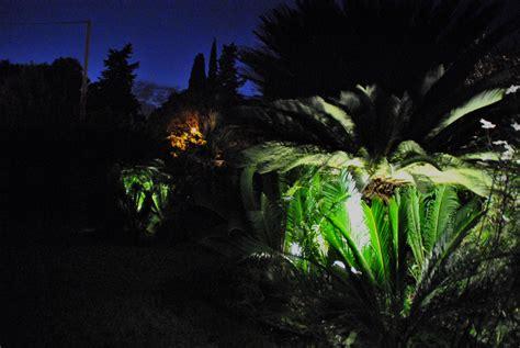 Illuminazione Giardino Casa Privata, Roma (realizzato
