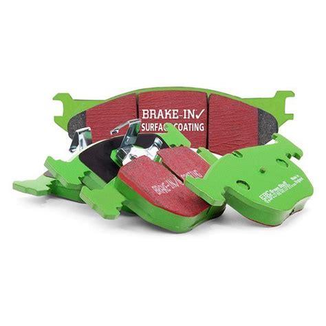 ebc green stuff ebc 174 nissan rogue 2015 greenstuff 6000 series truck and suv front brake pads