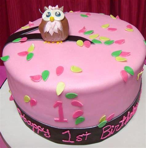 cake ideas for owl cakes decoration ideas little birthday cakes