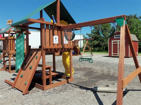 Swing Sets For Sale by Swing Sets In Michigan On Sale Two Days Only