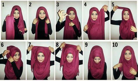 latest   hijab style step  step tutorials    hijabiworld