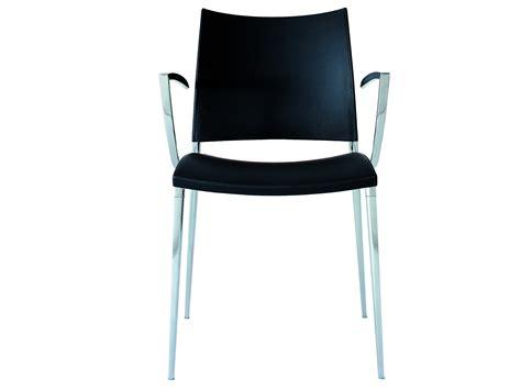 chaise en polypropylène chaise en polypropylène avec accoudoirs sand chaise de