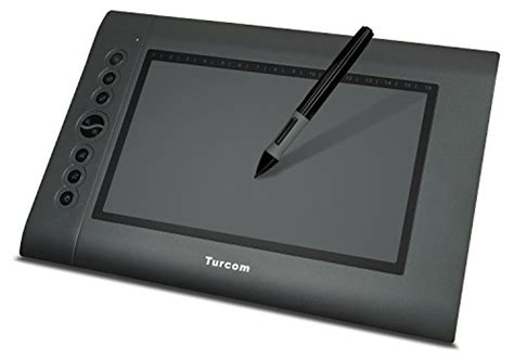 turcom ts  graphic tablet drawing tablets
