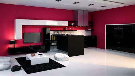 deco salon cuisine deco salon cuisine americaine cuisine en image