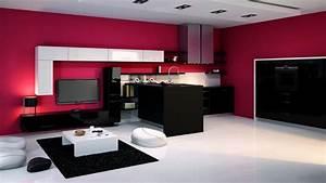 Deco salon cuisine americaine Cuisine en image