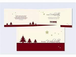 Text Für Weihnachtskarten Geschäftlich : firmen weihnachtskarte tannenzauber ~ Frokenaadalensverden.com Haus und Dekorationen