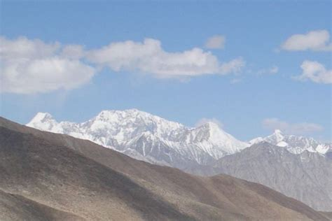 Saser Kangri Mountain Information