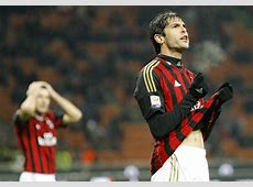 Kaka reveals he's been urged to join Chelsea or Arsenal by