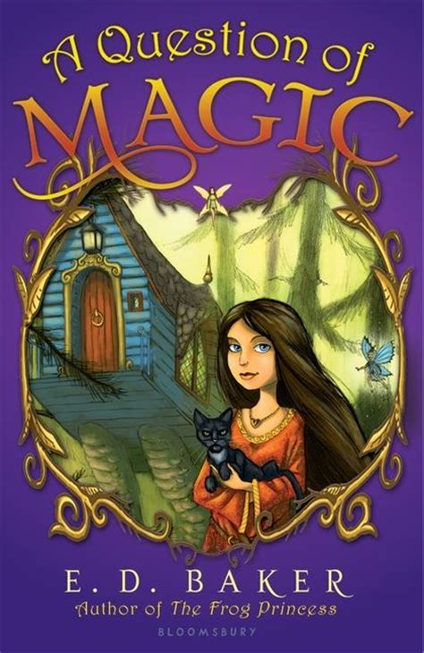 question  magic ed baker bloomsbury usa childrens