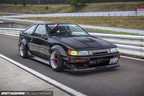 Custom Drift Car by Toyota Ae86 Tuning Custom Drift Race Racing Wallpaper