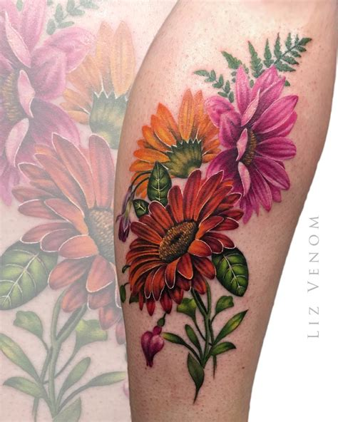 vintage floral tattoos ideas  pinterest