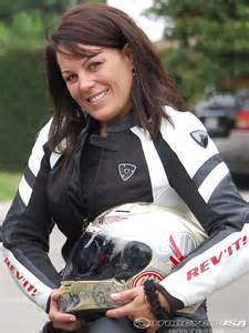 Women and Motorcycle Gallery