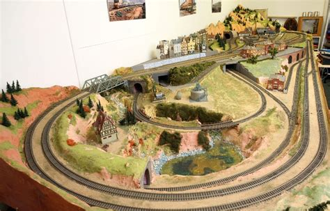 model layouts ho model railroad layouts for sale male models picture