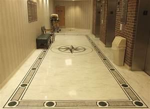 With basic tile floor patterns for showcasing floor