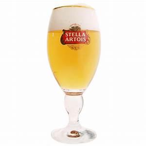 Verre A Bierre : verre de bi re stella artois stella artois achetez verre de bi re stella artois stella ~ Teatrodelosmanantiales.com Idées de Décoration