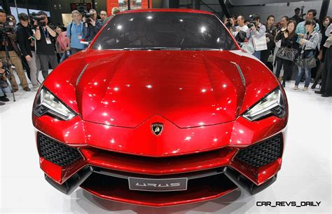 Lamborghini Paris Launch Rumored To Be All New 2018 Urus