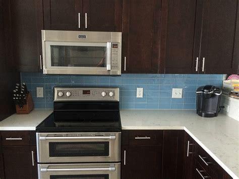 blue kitchen tile backsplash kitchen backsplash with cabinets front design 4832