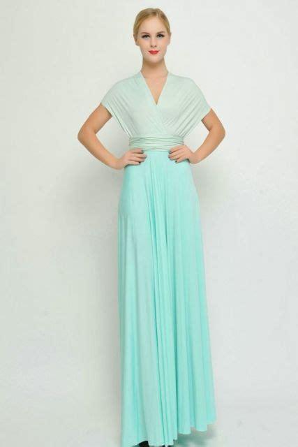 two color dress 20 unique two color bridesmaid dress ideas weddingomania