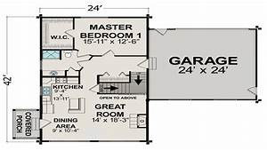 Modern Small House Plans Small House Floor Plans Under 600 ...
