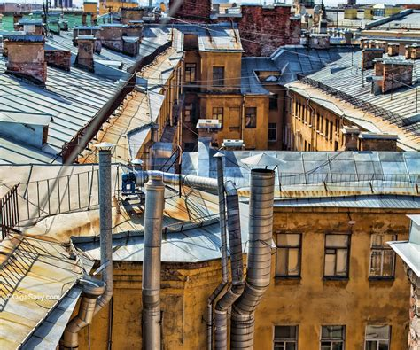rooftop tours  st petersburg russia roofing
