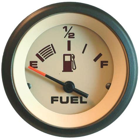 Boat Fuel Gauges by Teleflex 174 2 Quot Gauges Fuel Level 144367