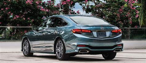 2018 Acura Rlx Could Easily Get An Alternative Powertrain
