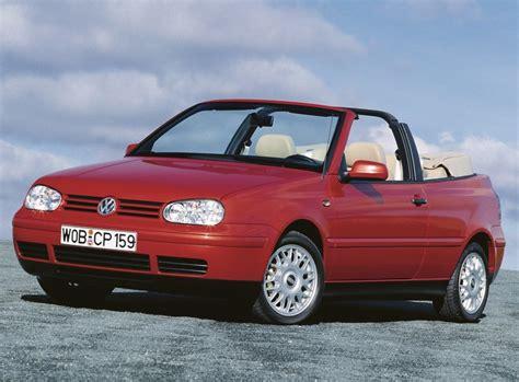 1997 Vw Cabrio by Volkswagen Golf Iii Cabrio Specs Photos 1993 1994