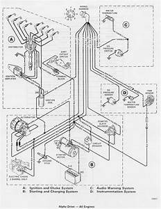 Mercruiser 5 7l V8 Draco Topaz Starter Motor Wiring Diagram  Picture Required   Help   Page  1