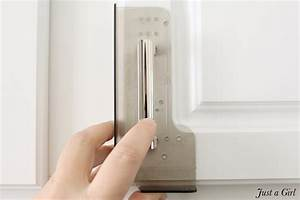 Cabinet door hardware neiltortorellacom for Kitchen cabinets lowes with life is good car sticker