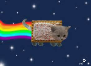 poptart cat nyan cat by doodlebuglover10 publish with glogster