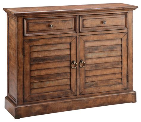 rustic accent cabinet theodore two drawer two door accent cabinet rustic