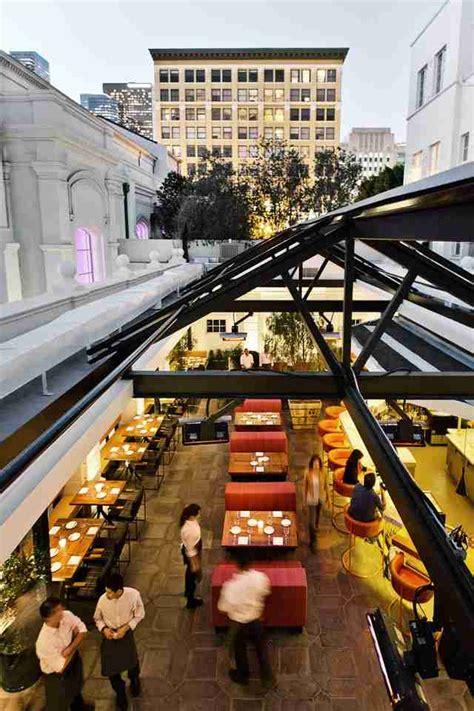17 best outdoor bars restaurants in la los angeles