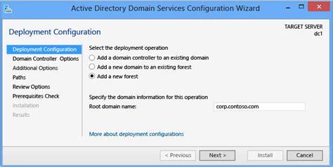 Install A New Windows Server 2012