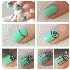 Nail art design step by and new designs