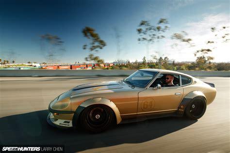 Datsun Drift by Drift Pro Chris Forsberg S 280z Is The Only Datsun You Ll